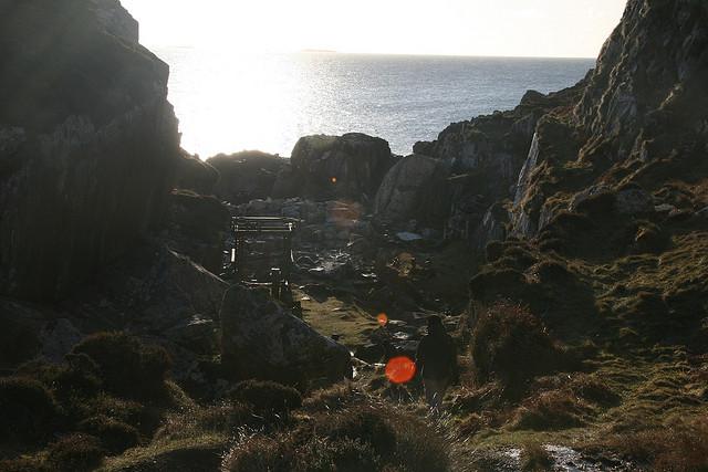 Iona Marble quarry