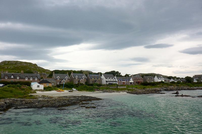 Iona coast