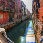 Venice Canal by Michael Bauer