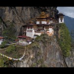 Taktsang Monastery, Bhutan, pic by Goran Hoglund