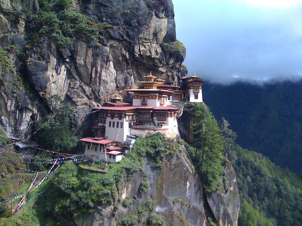Taktsang Monastery Bhutan,